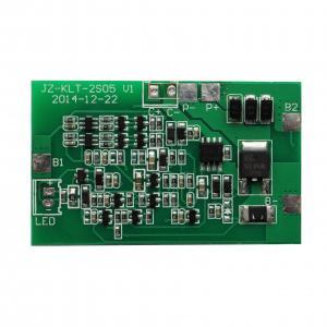 2串直流电器锂电池保护板 JZ-KLT-2S05