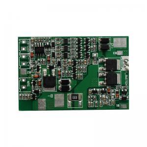 4串直流电器锂电池保护板 JZ-KLT-40010