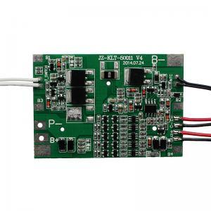 4串直流电器锂电池保护板 JZ-KLT-50011
