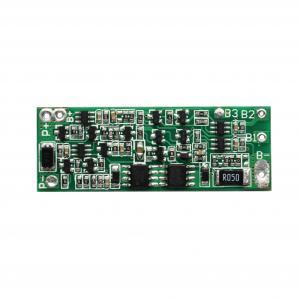 4串直流电器锂电池保护板 JZ-KN-4S11